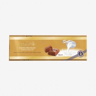 cioccolato lindt latte 300gr