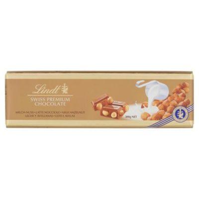 cioccolato lindt nocciole 300gr